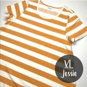 Lularoe Jessie T-shirt dress
